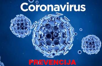 Koronavirus prevencija